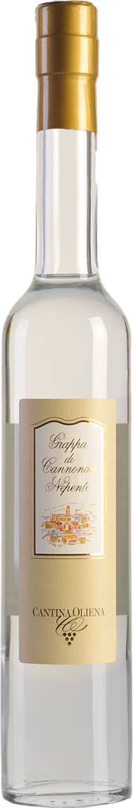 grappa cannonau oliena
